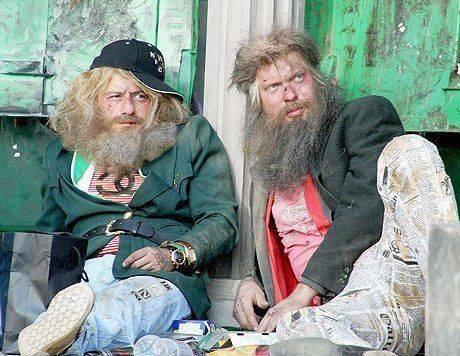 Безработного москвича ограбили на миллион, избив его и связав скотчем