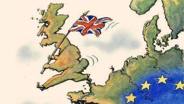 Общественное мнение: Выходим, товарищи британцы, не толкаемся