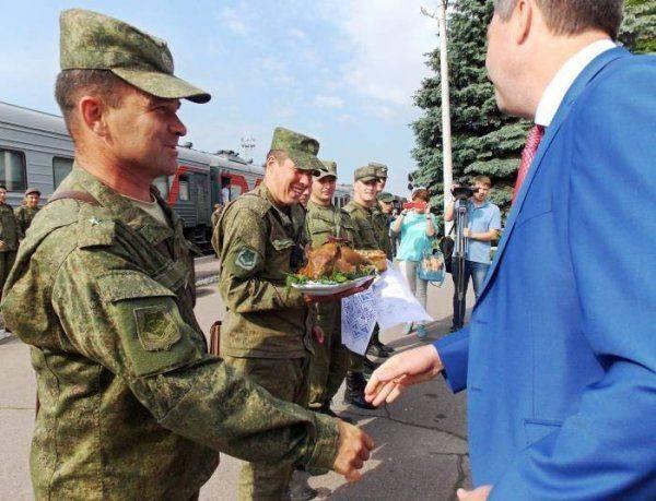 В приграничной зоне Брянской области развернута мотострелковая бригада с Урала