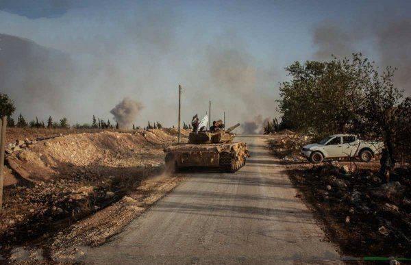 ИГИЛ готовится к прорыву из котла, боевики наступают, Армия отбивается и создаёт ударную группировку в Алеппо