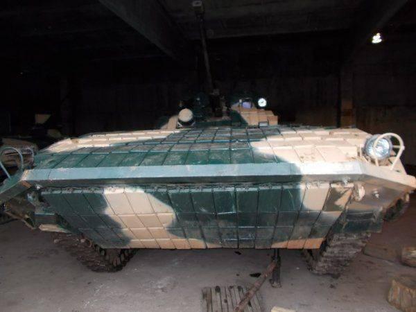 Динамическая БМП-2 армии ДНР