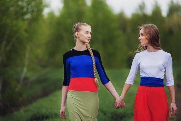 Бремя русского человека на Украине