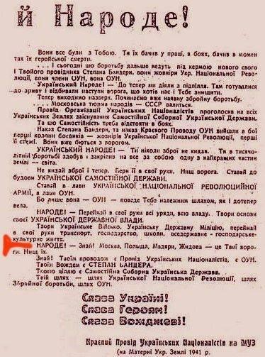 «Украинцы» полякам: простите пан, я вас немножечко зарезал