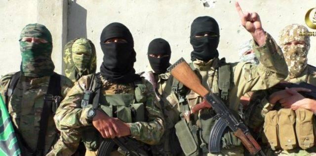Исламские террористы-выходцы из России грозятся «объявить ... Джихад на Кавказе