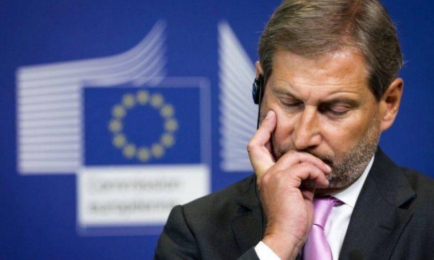 Евросоюз крайне недоволен Украиной. Почему?