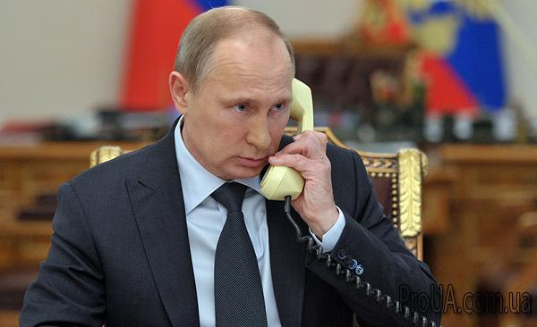 Путин выдвинул ультиматум Порошенко: или выборы, или война