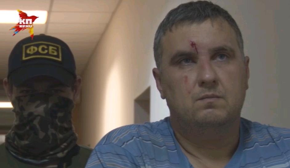 Как ловили украинских диверсантов в Крыму