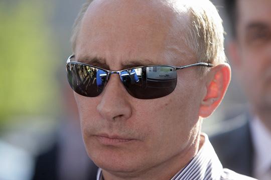 Адское лето Владимира Путина