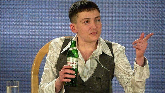 Савченко «мягко намекнули», что ей пора в могилу
