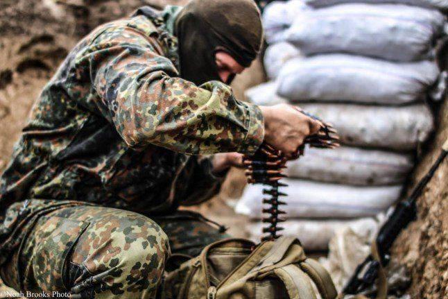 """""""По всей линии фронта – взрывы испорченных кондиционеров на позициях ВСУ"""".."""