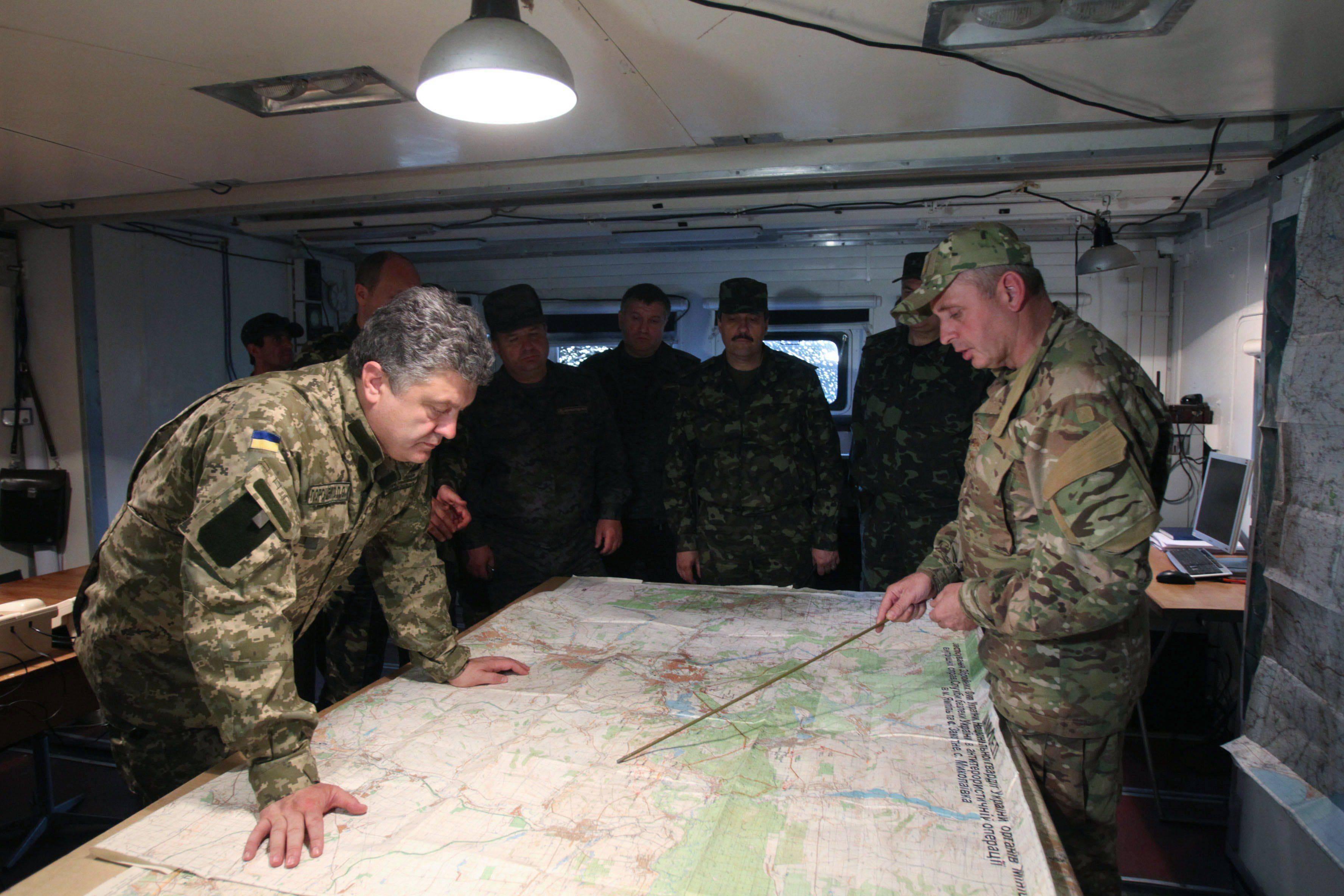 Советник Порошенко заявил о сдаче Широкино и подготовке к сдаче Мариуполя