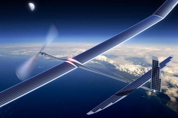 Российский спутник обеспечит безопасность и на Земле, и в Воздухе