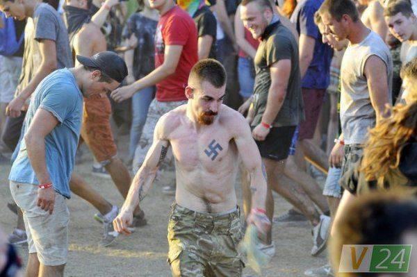 Фестиваль «Бандерштат»: бандеренятки, свастика и суп из москаля