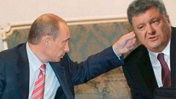 Путин не будет спасать недоговороспособного Порошенко