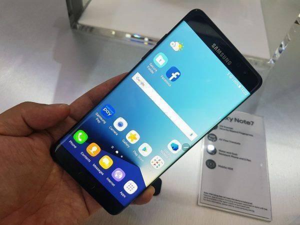 Samsung объявил глобальный отзыв новых смартфонов