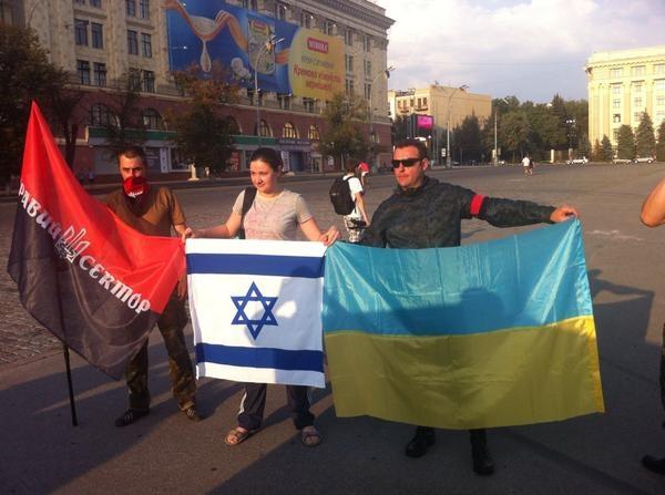 Участие евреев в гражданской войне на Украине доказано!