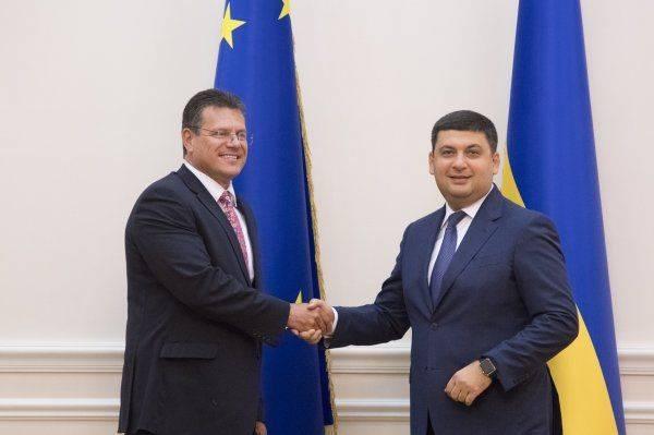 ЕС доведёт эксперимент над Украиной до конца