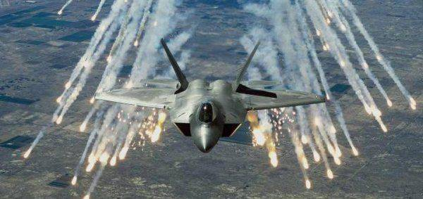 Су-30 против F-22A Raptor: СУ начинает и выигрывает