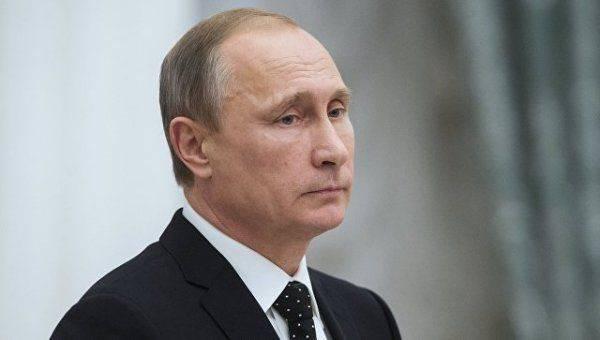 Президент Путин рассказал об «операции преемник 2018»
