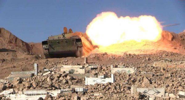 Армия Сирии и ВКС РФ освобождают стратегические районы в Алеппо и под Дамаском