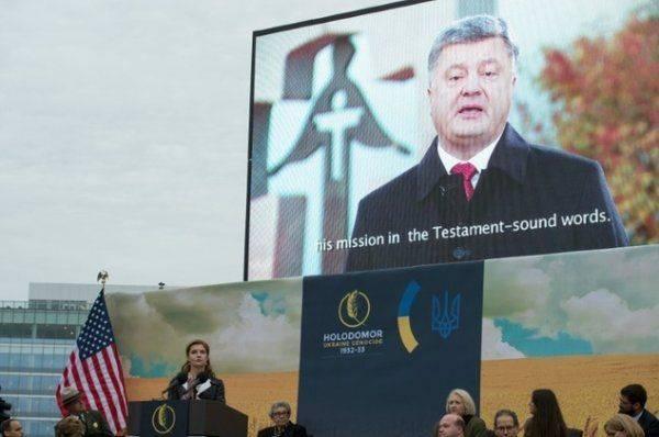 В Киеве уже говорят, что Порошенко переплюнул времена голодомора