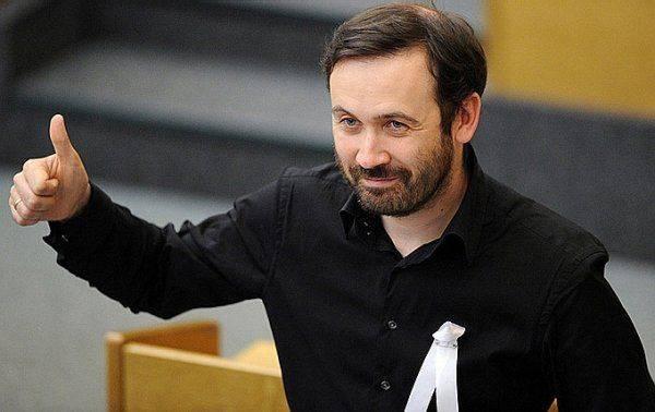 """Беглый """"белоленточник"""" Пономарёв: Запад действительно """"сливает"""" Украину"""