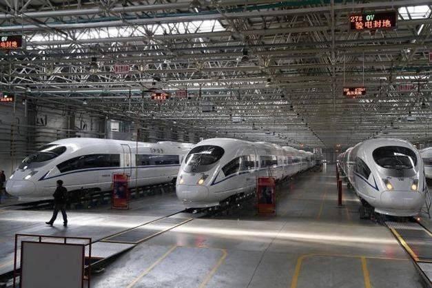 В Китае появится поезд, разгоняющийся до 600 км/час