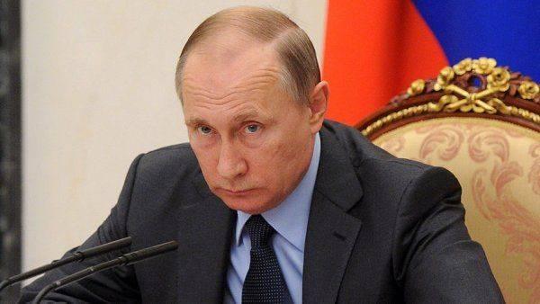 Лицо Путина видели, когда он про отказ США жечь плутоний рассказывал?