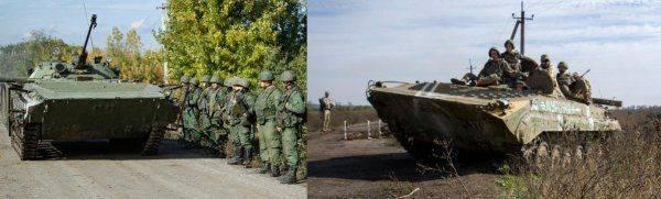 Армия и ополчение - смотри не перепутай