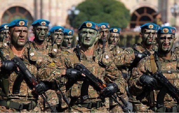 Правящая партия: Боеспособность армянских вооруженных сил очень высокая