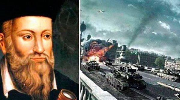Шокирующие предсказания Нострадамуса: скоро схлестнутся два мира