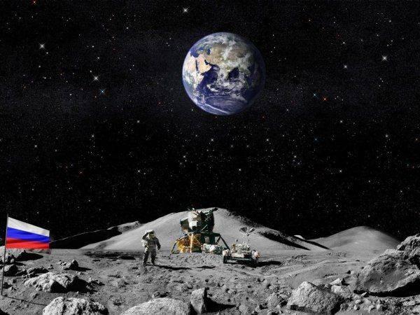 Посадка россиянина на Луну откладывается