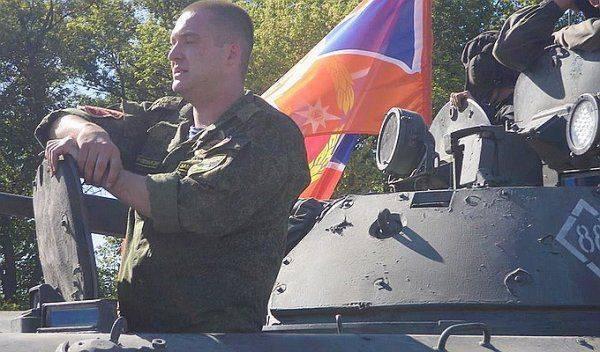 Армия ДНР в «котле»