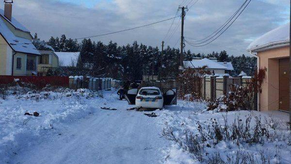 Перестрелка украинских силовиков, как показатель никчемности полицейской реформы