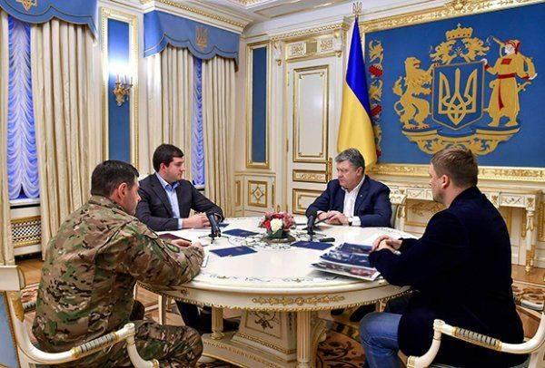 Бойня по-киевски