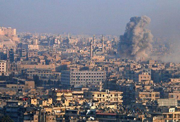 «Армия Сирии должна начать воевать»