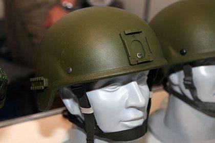 Новый российский шлем спас ополченца ДНР от пули из автомата Калашникова