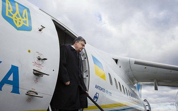 Вашингтон надавит на Порошенко так, что мало не покажется