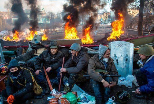 Хотят ли сами жители Украины  перемен?
