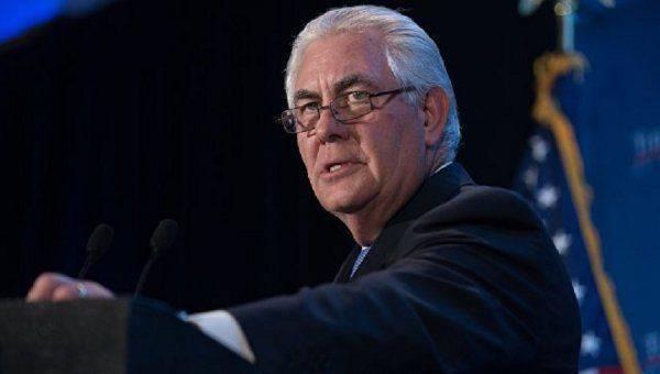 Тиллерсон: «Россия игнорирует интересы США». А вы с нашими считаетесь?