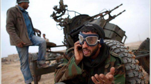 Разборки в джихадистской среде