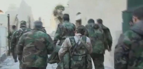Американцы эвакуируют свою агентуру из района Дейр-эз-Зор в Сирии