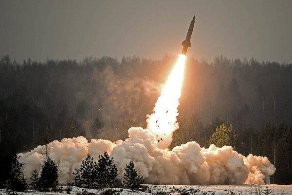 Военные учения вблизи российской границы