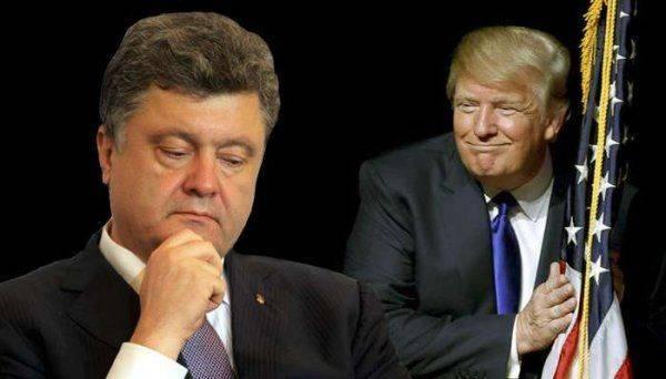 Трамп станет палачом режима Порошенко