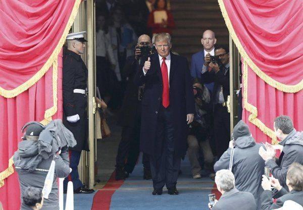 Козырной ход американского президента