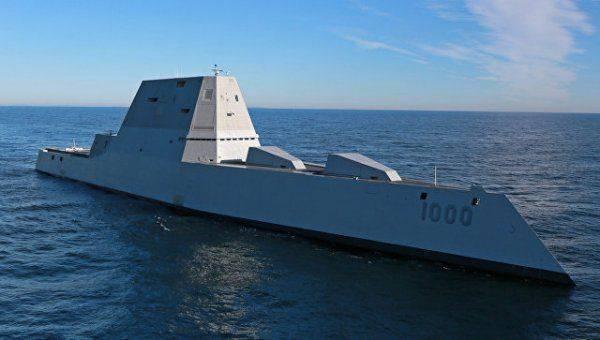 Zumwalt против российского крейсера: кто выйдет победителем?