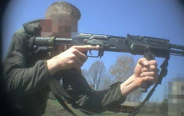 Черный рынок оружия в Украине: где, сколько и почем?