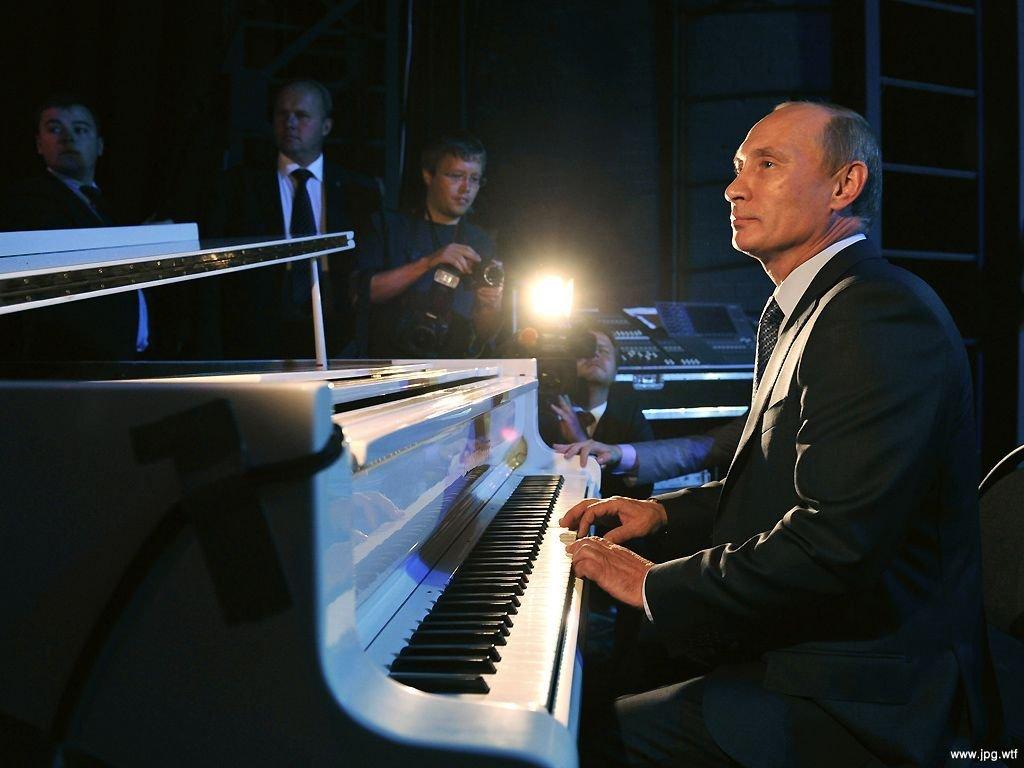 Вы оцените красоту игры Путина... Семено-Парасюковская антинародная республика