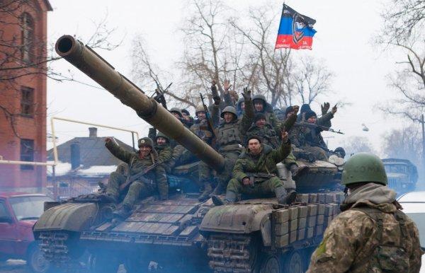 Танковый ответ ополчения ДНР подарил Киеву партию «двухсотых»