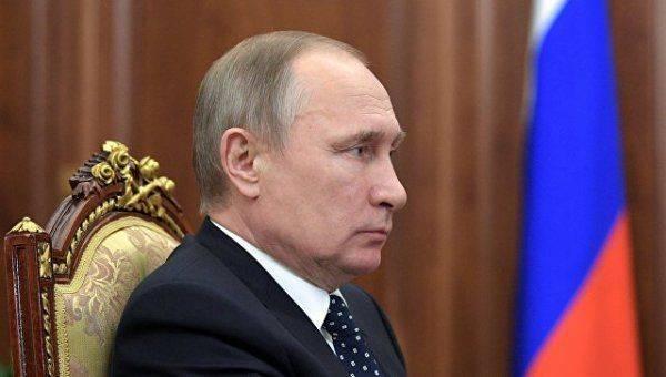 Президент РФ Владимир Путин рассказал о причине, по которой обострилась ситуация в Донбассе